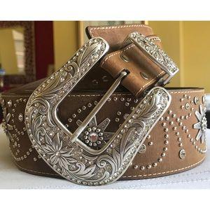🏵Nocona Belt Co.,🌼